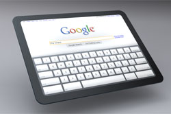 <p>Tablet PC de Google</p>