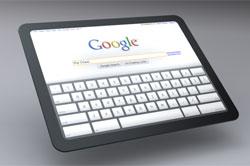 <p>Tablet PC de Google</p>