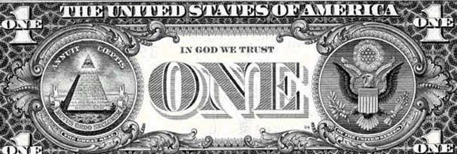 Billete de 1 dólar