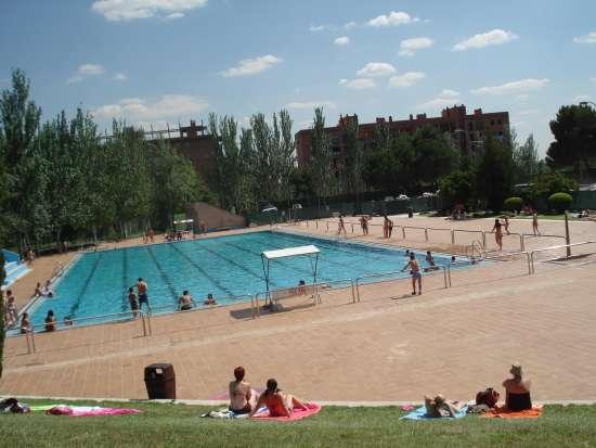 piscina de la elipa