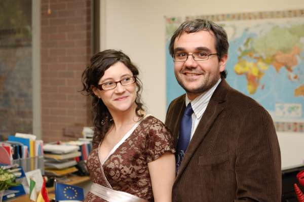 Carlota y Jorge