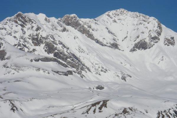 Pirineos en Formigal.