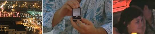 Originales formas de pedir matrimonio