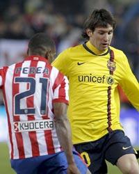 Perea y Messi