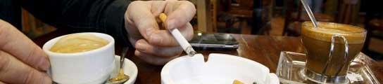 El tabaco es responsable de mil muertes de trabajadores de hostelería al año  (Imagen: EFE)