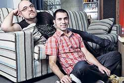 <p>Matrimonio homosexual</p>