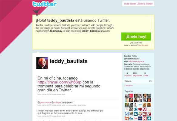 Teddy Bautista