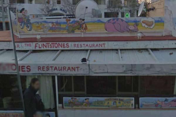 El restaurante 'Los Picapiedra'
