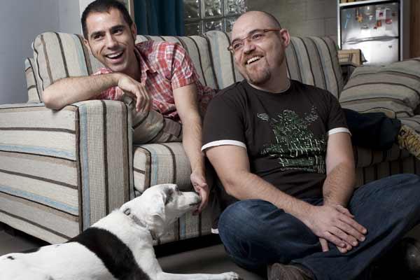 Alberto y Miguel Ángel