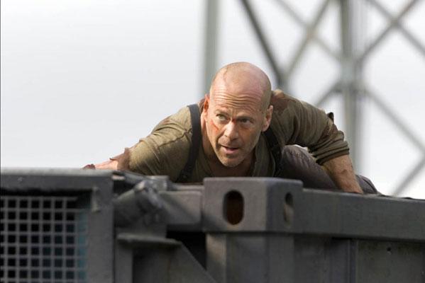 Bruce Willis volverá a 'La jungla de cristal' y el pr