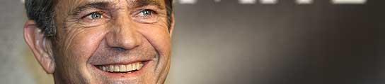 Mel Gibson, en España.