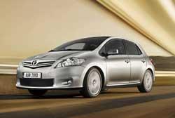 <p>Toyota Auris</p>