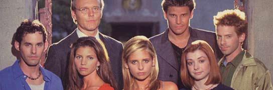 Actores de 'Buffy Cazavampiros'