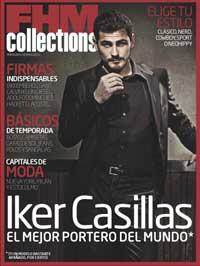 <p>Iker Casillas FHM</p>