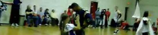 Dos profesores protagonizan un baile er�tico