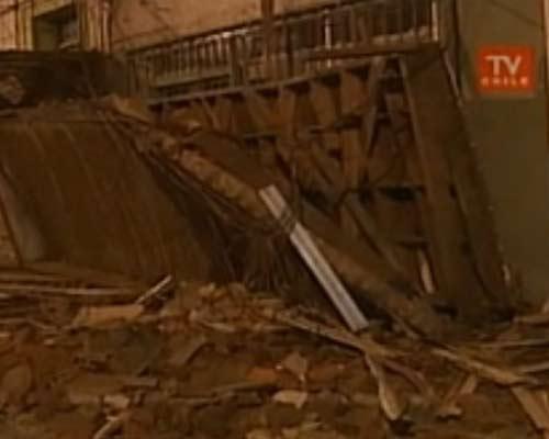 Terremoto en Chlle