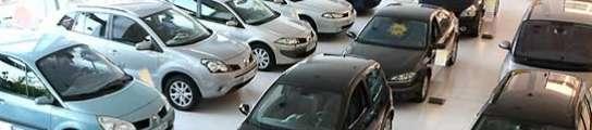 Las ventas de coches caen un 23,8% hasta su nivel más bajo desde 1989  (Imagen: ARCHIVO)
