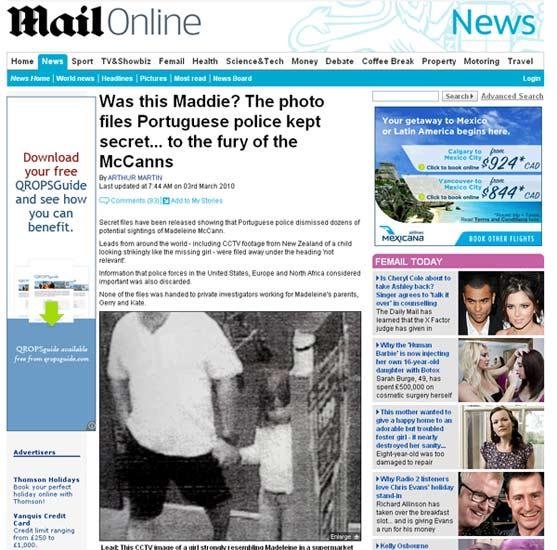 Caso Madeleine