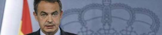 """Zapatero: """"Me siento responsable de las personas que han perdido su empleo""""  (Imagen: ARCHIVO)"""
