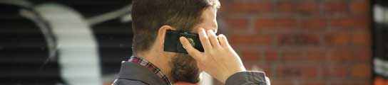 Investigan una tecnología que permitiría hablar por el móvil sin decir palabra  (Imagen: ARCHIVO)