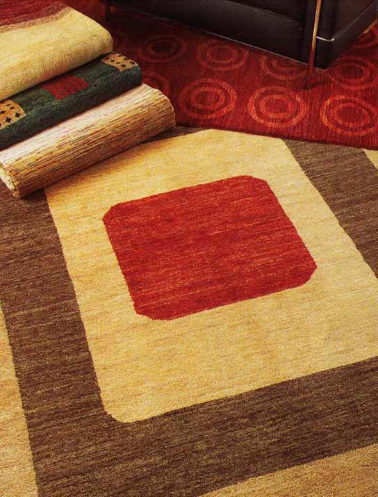 La decoraci n con alfombras - Decoracion con alfombras ...
