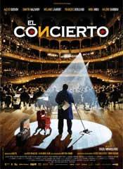 El concierto - Cartel