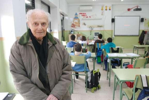 Trabajando a los 93 años