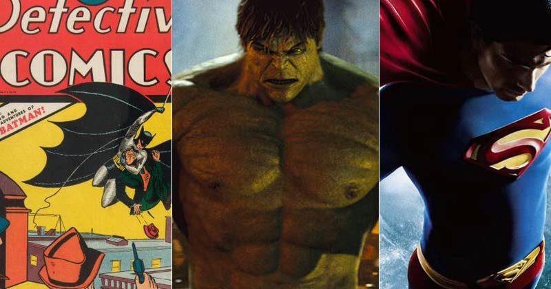 Curiosidades sobre el mundo del cómic