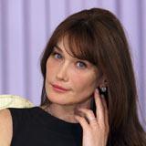 <p>Carla Bruni</p>