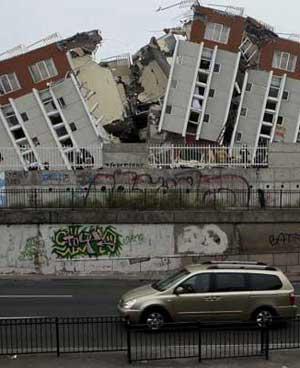 <p>Terremoto en Chile.</p>
