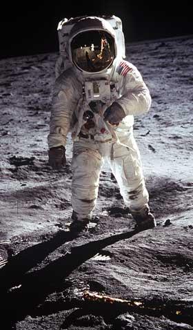 <p>Astronauta.</p>