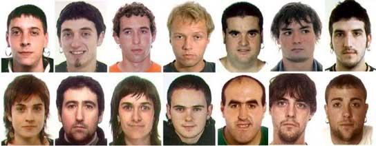 La Policía cree que catorce huidos de SEGI en noviembre se han pasado a ETA  (Imagen: EFE)