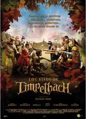 Los niños de Timpelbach - Cartel