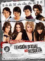Tensión sexual no resuelta - Cartel