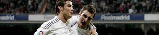 El Real Madrid despierta a tiempo para mantener el liderato (3-1)  (Imagen: EFE/Javier Lizón)