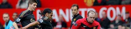 Wayne Rooney y Gerrard