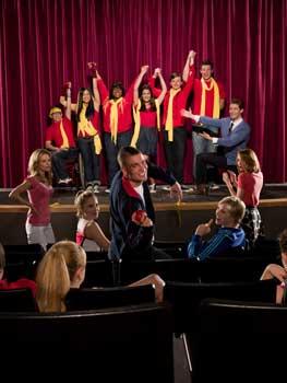 <p>Glee - 350</p>