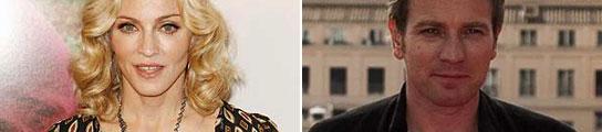 Madonna y Ewan McGregor