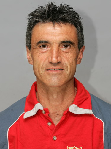 Antonio Alvarez, entrenador del Sevilla. - 1059556