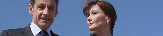 Despiden a los autores de la noticia sobre las infidelidades de Carla Bruni y Sarkozy  (Imagen: Archivo)