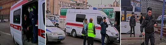 Al menos 37 muertos en una cadena de atentados en el metro de Moscú  (Imagen: TVE)