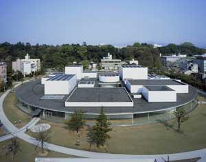 <p>Museo del Arte Contemporáneo del Siglo XXI de Kanazawa.</p>