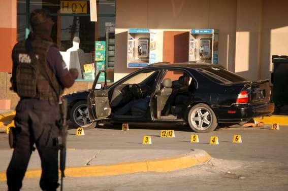 Muertes en Ciudad Juárez