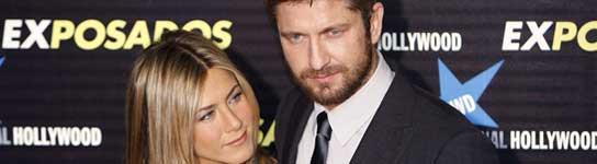 Jennifer Aniston y Gerard Butler