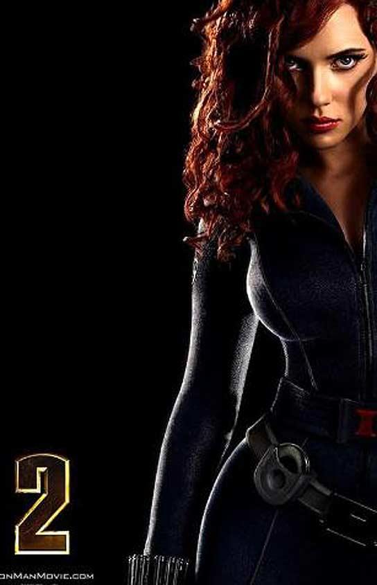 Scarlett Johansson, ahora pelirroja peligrosa - 20minutos.es