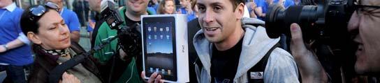 El iPad llega a las tiendas estadounidenses