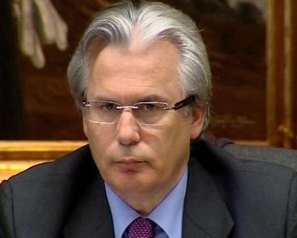 Juez Garzón.