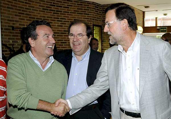 Merino y Rajoy
