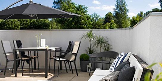 decoracion de patios pequeños fotos la elecci n de los muebles de exterior