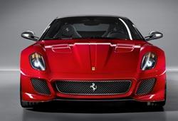 <p>Ferrari 599 GTO</p>
